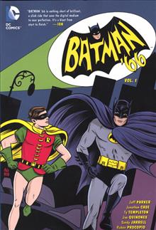 BATMAN 66 TP VOL 01