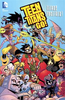 TEEN TITANS GO TITANS TOGETHER TP NEW PTG