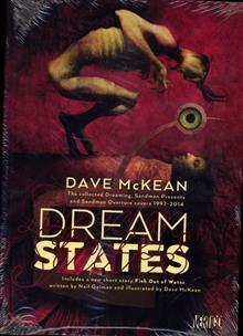 DREAM STATES THE COLLECTED DREAMING COVERS HC (MR)