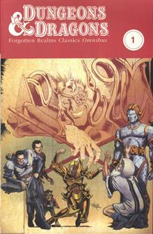 DUNGEONS & DRAGONS FORGOTTEN REALMS OMNIBUS TP VOL 02