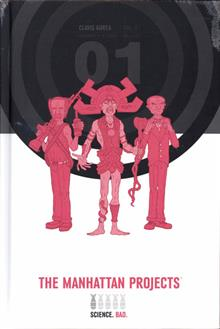 MANHATTAN PROJECTS HC VOL 01