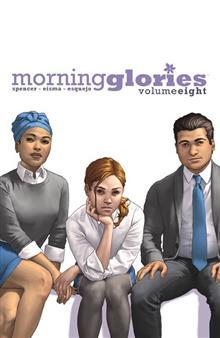 MORNING GLORIES TP VOL 08 RIVALS