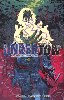 UNDERTOW TP VOL 01 BOATMANS CALL (MR)