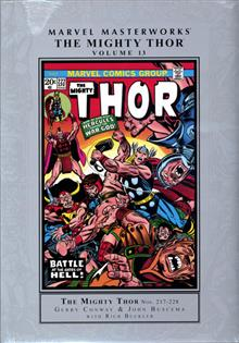 MMW MIGHTY THOR HC VOL 13
