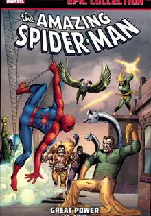 AMAZING SPIDER-MAN EPIC COLLECTION TP GREAT POWER
