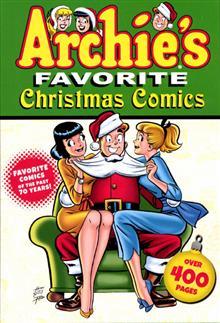 ARCHIES FAVORITE CHRISTMAS COMICS TP
