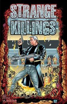 WARREN ELLIS STRANGE KILLINGS TP (NEW PTG) (STAR17794) (MR)