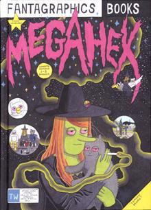 MEGAHEX HC MEGG & MOGG (CURR PTG) (MR)
