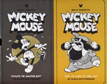 DISNEY MICKEY MOUSE BOX SET HC VOL 05 & 06