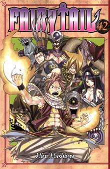 FAIRY TAIL GN VOL 42