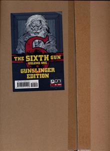 SIXTH GUN GUNSLINGER ED HC VOL 01