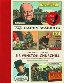 HAPPY WARRIOR LIFE STORY OF SIR WINSTON CHURCHILL TP