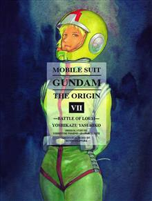 MOBILE SUIT GUNDAM ORIGIN HC VOL 07