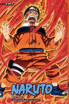 NARUTO 3IN1 ED TP VOL 09