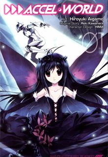 ACCEL WORLD GN VOL 01