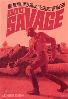 DOC SAVAGE DOUBLE NOVEL VOL 29 BAMA VAR