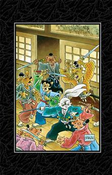 USAGI YOJIMBO SAGA LTD ED HC VOL 05