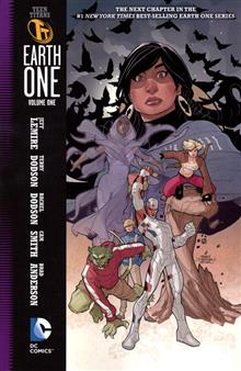 TEEN TITANS EARTH ONE TP