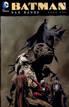 BATMAN WAR GAMES TP VOL 01