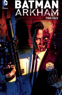 BATMAN ARKHAM TWO FACE TP