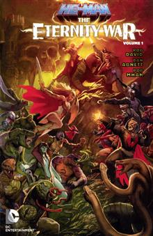 HE-MAN THE ETERNITY WAR TP VOL 01