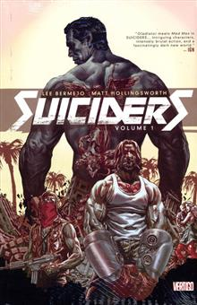 SUICIDERS HC VOL 01 (MR)