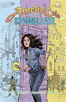 AMELIA COLE & THE IMPOSSIBLE FATE TP