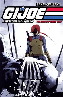 GI JOE A REAL AMERICAN HERO TP VOL 12