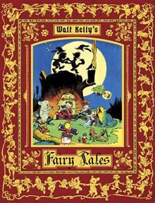 WALT KELLYS FAIRY TALES HC