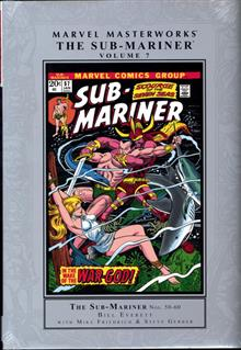 MMW SUB MARINER HC VOL 07