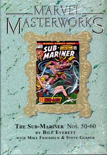 MMW SUB MARINER HC VOL 07 DM VAR ED 227