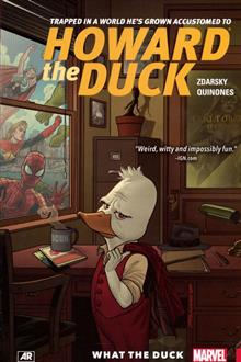 HOWARD THE DUCK TP VOL 00 WHAT THE DUCK