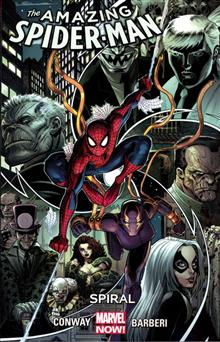 AMAZING SPIDER-MAN TP VOL 05 SPIRAL