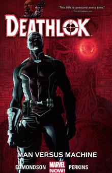 DEATHLOK TP VOL 02 MAN VERSUS MACHINE