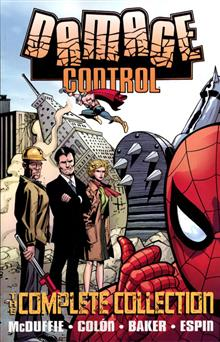 DAMAGE CONTROL TP COMPLETE COLLECTION (RES)