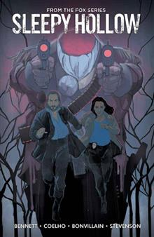 SLEEPY HOLLOW TP VOL 01