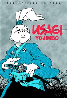 USAGI YOJIMBO SPECIAL EDITION SC BOX SET