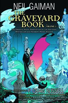 NEIL GAIMAN GRAVEYARD BOOK GN VOL 01 (OF 2)