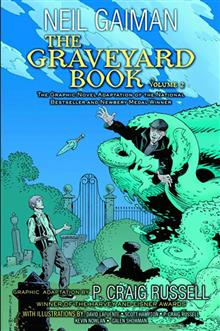 NEIL GAIMAN GRAVEYARD BOOK GN VOL 02 (OF 2)