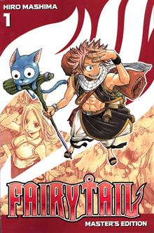 FAIRY TAIL MASTERS ED TP VOL 01