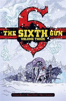 SIXTH GUN DLX HC VOL 03