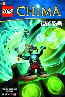 LEGO LEGENDS OF CHIMA GN VOL 05