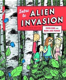 INTRO TO ALIEN INVASION GN
