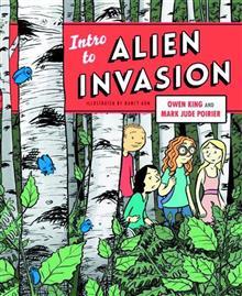 INTRO TO ALIEN INVASION GN