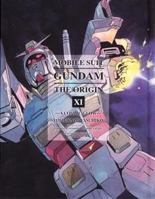 MOBILE SUIT GUNDAM ORIGIN HC VOL 11 COSMIC GLOW