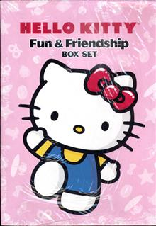 HELLO KITTY FUN & FRIENDSHIP BOX SET VOL 01