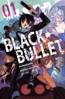 BLACK BULLET GN VOL 01