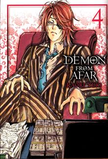 DEMON FROM AFAR GN VOL 04 (MR)