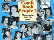 COMIC BOOK PEOPLE HC VOL 02 PHOTOGRAPHICS FROM 1990S