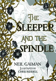 NEIL GAIMAN SLEEPER & THE SPINDLE HC